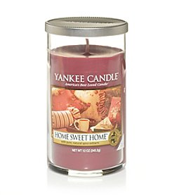 Yankee Candle® Perfect Pillar Home Sweet Home® Candle