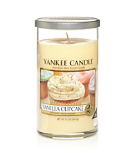 Yankee Candle® Perfect Pillar Vanilla Cupcake Candle
