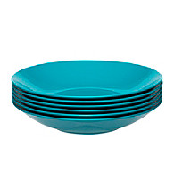 Zak Designs® Ella Set of 6 Pasta Bowls