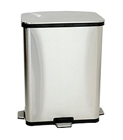 iTouchless® 13-gal. Step Sensor Trash Can