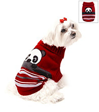 FouFou Dog™ Panda Animal Sweater