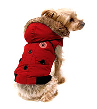 FouFou Dog™ Canada Fouse Winter Coat