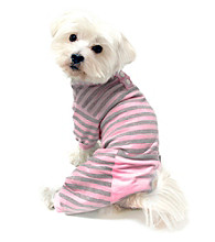 FouFou Dog™ Classic Striped Pajamas