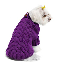 FouFou Dog™ Urban Knit Sweater