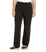 Calvin Klein Performance Plus Size Basic Yoga Pant