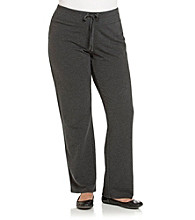 Calvin Klein Performance Plus Size Full Length Drawstring Pant