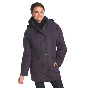 Forecaster Sueded Coat