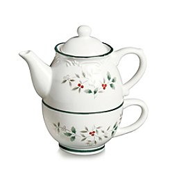 Pflatzgraff® Winterberry 2-pc. Tea for One Set