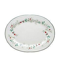 Pflatzgraff® Winterberry Oval Platter