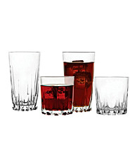 LivingQuarters Ambition 16-pc. Drinkware Set