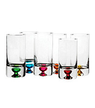 LivingQuarters Intensity 6-pc. Shot Glass Set