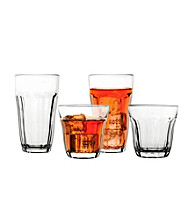 LivingQuarters Rockford 16-pc. Drinkware Set