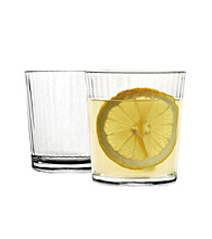 LivingQuarters Specktrum 4-pc. Double Old Fashioned Drinkware Set