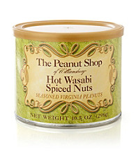 The Peanut Shop of Williamsburg Hot Wasabi Spiced Nuts