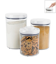 OXO® Good Grips® POP 3-pc. Round Canister Set