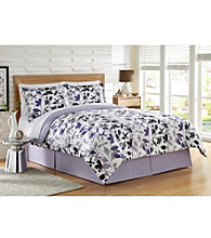Serendipity 4-pc. Comforter Set by LivingQuarters