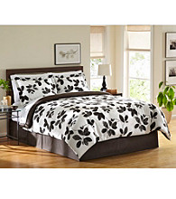Jade 4-pc. Comforter Set by LivingQuarters