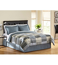 Paxton 4-pc. Comforter Set by LivingQuarters