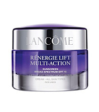 Lancome® Renergie Lift Multi-Action Sunscreen Broad Spectrum SPF 15 Lifting and Firming Cream for All Skin Types