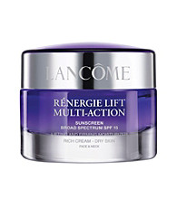 Lancome® Renergie Lift Multi-Action Sunscreen Broad Spectrum SPF 15 Lifting and Firming Cream for Dry Screen