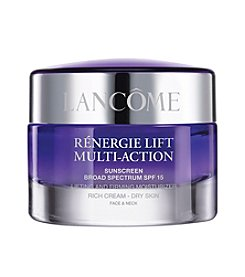 Lancome® Renergie Lift Multi-Action Sunscreen Broad Spectrum SPF 15 Lifting and Firming Cream for Dry Skin