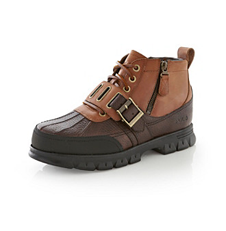 "Polo Ralph Lauren® Men's ""Allendale"" Cold Weather Boot - Tan"