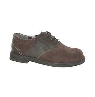 "Kenneth Cole REACTION® Boys' ""Lose Ur Rule"" Dress Shoe - Dark Brown"