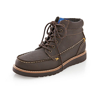 "Kenneth Cole REACTION® Boys' ""Walk On Square"" Boot"