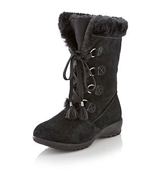 "Sporto® ""Jewel"" Cold Weather Boot - Black"