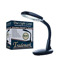 Trademark Home Collection Deluxe Black Sunlight Desk Lamp