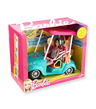 Mattel® Barbie® Sisters Golf Cart
