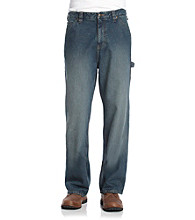 Ruff Hewn Men's Medium Stone Wash Carpenter Jeans