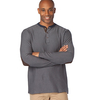 Chaps® Men's Night Heartland Henley Top