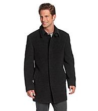 Calvin Klein Men's Charcoal Bernard Jacket