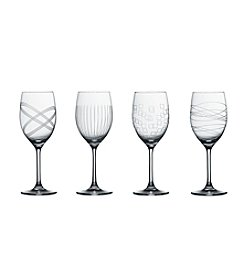 Royal Doulton® Party Set of 4 Goblets
