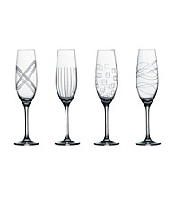 Royal Doulton® Party Set of 4 Flutes