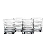 Royal Doulton® Islington Set of 4 Double Old Fashioned Glasses