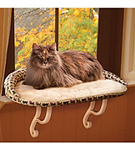 K&H Pet Products Kitty Sill Deluxe Bolster