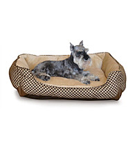 K&H Pet Products Self-Warming Lounge Sleeper