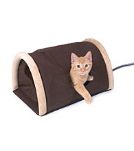 K&H Pet Products Kitty Outdoor Heated Camper