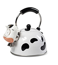Kamenstein® 2.5-qt. Cow Tea Kettle