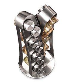 Kamenstein® 16 Jar Stainless Steel Tower