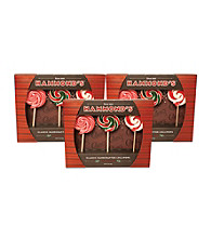Hammond's Candies® Set of 3 Holiday Assorted Lollipop Gift Boxes