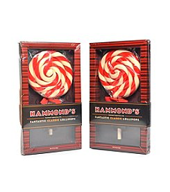 Hammond's Candies® Set of 2 10-oz. Lollipops
