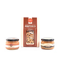 Hammond's Candies® Cinnamon Pretzels Dip Set