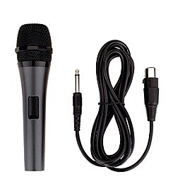 Emerson® Professional Dynamic Microphone with Detachable Cord