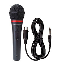 Emerson® Professional Microphone With Removable Cord