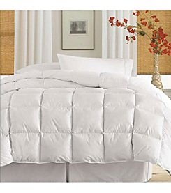 Blue Ridge Home Fashions Deluxe Cotton Twill Down-Alternative Comforter