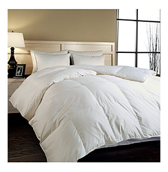 Blue Ridge Home Fashions Egyptian Cotton Premium Down-Alternative Comforter
