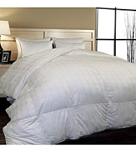 Blue Ridge Home Fashions Windowpane Down-Alternative Comforter